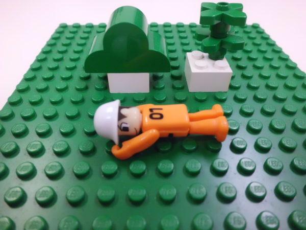 45.倒れたままの今を受け入れること :マインドフルネス